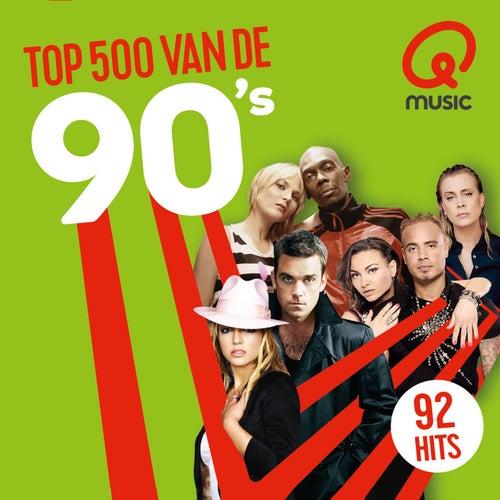 Qmusic Top 500 van de 90's (2018) van Various Artists