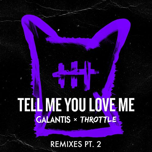 Tell Me You Love Me Remixes (pt.2) by Throttle