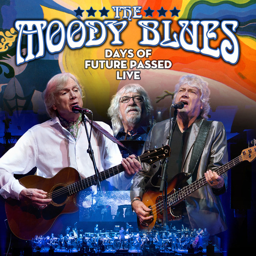 Steppin' In A Slide Zone (Live) von The Moody Blues