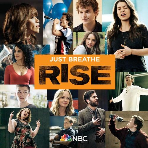 Just Breathe (feat. Ellie Desautels) (Rise Cast Version) by Rise Cast