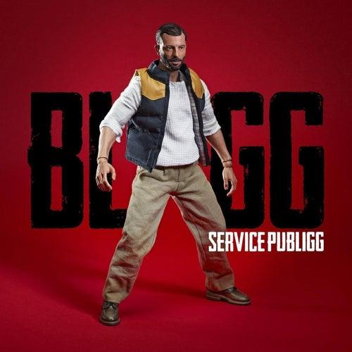 Service Publigg (Deluxe Edition) von Bligg