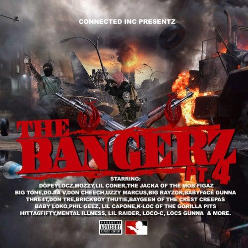 Connected Inc Presentz: The Bangerz Pt. 4 de Various Artists
