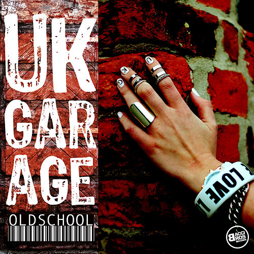 UK Garage Old School van Various Artists