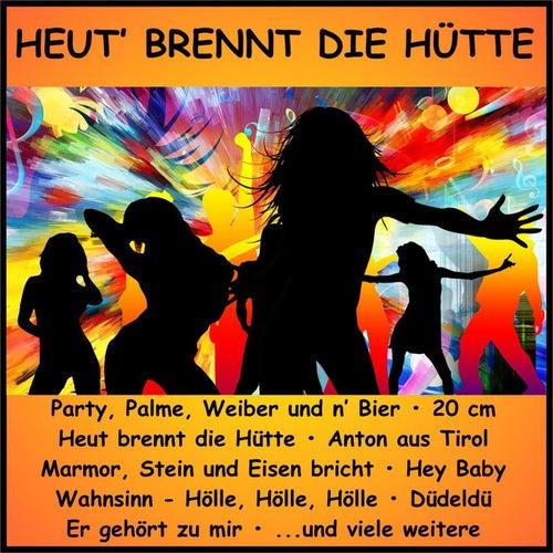 Heut' brennt die Hütte von Various Artists