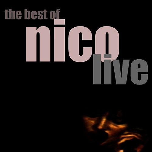 Best Of Nico: LIVE de Nico