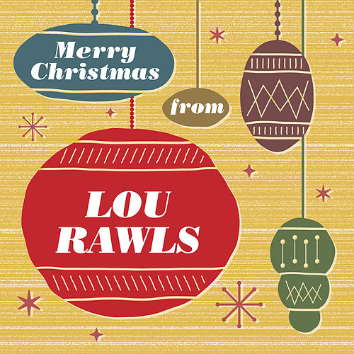 Merry Christmas From Lou Rawls by Lou Rawls