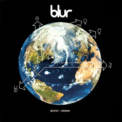 Bustin' + Dronin' von Blur