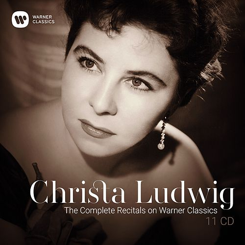 The Complete Recitals on Warner Classics by Christa Ludwig