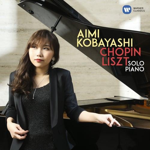 Chopin: Piano Sonata No. 2 - Liszt: Dante Sonata & 3 Petrarch Sonnets fra Aimi Kobayashi