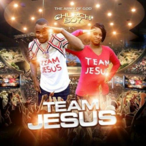 Team Jesus by Edwin Covington