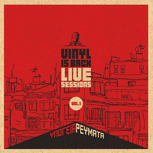 Vinyl Is Back: Live Sessions, Vol. 1 by Ypogia Revmata (Υπόγεια Ρεύματα)