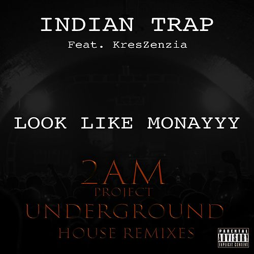 Look Like Monayyy (2am Project Underground House Remixes) [feat. Kreszenzia] de Indian Trap