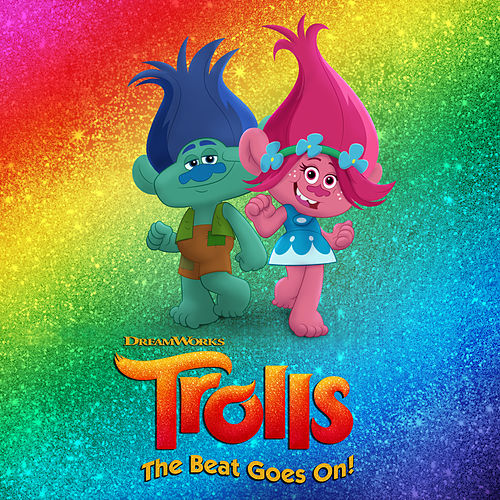 DreamWorks Trolls - The Beat Goes On! von Various Artists