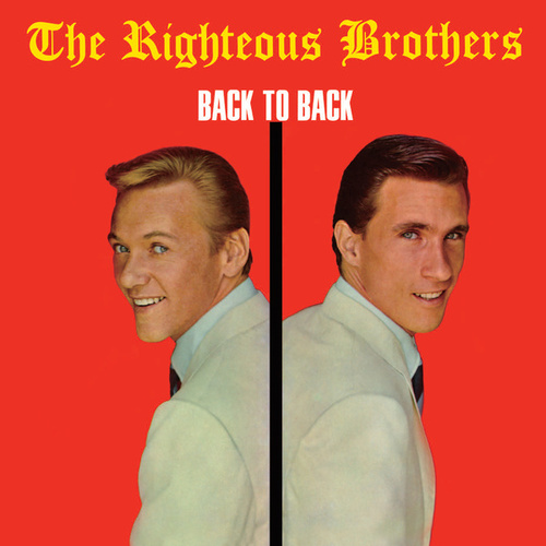 Back To Back de The Righteous Brothers