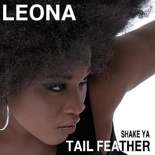 Shaka Ya Tail Feather by Leona