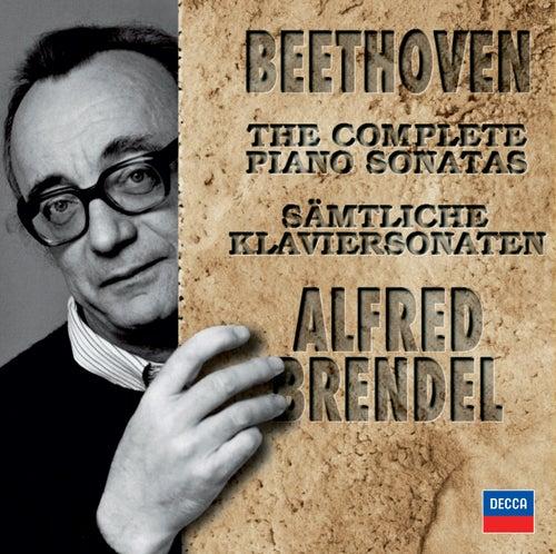 Beethoven: The Complete Piano Sonatas von Alfred Brendel