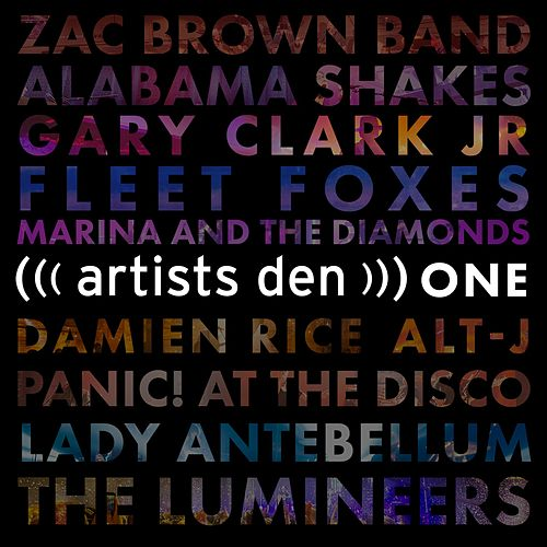 Artists Den One by Various Artists