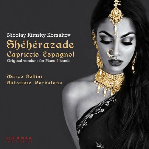Rimsky-Korsakov: Shéhérazade, Op. 35 & Capriccio espagnol, Op. 34 by Marco Sollini