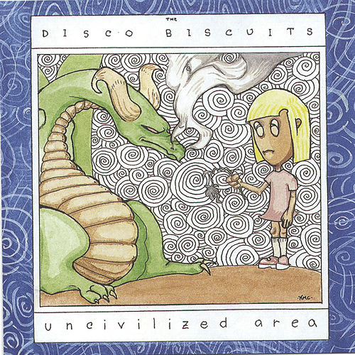 Uncivilized Area by The Disco Biscuits