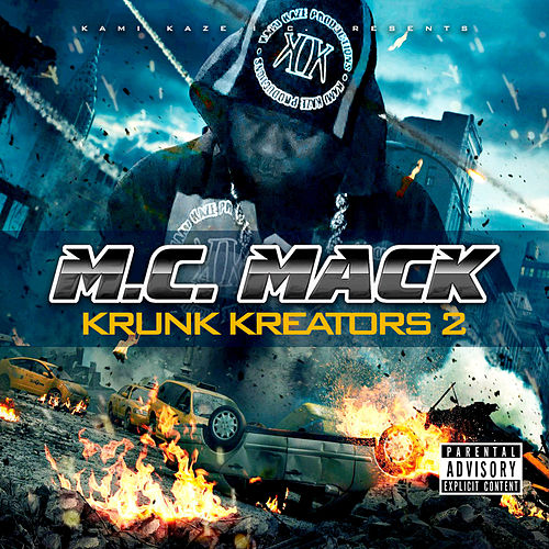 Krunk Kreators, 2 von M.C. Mack