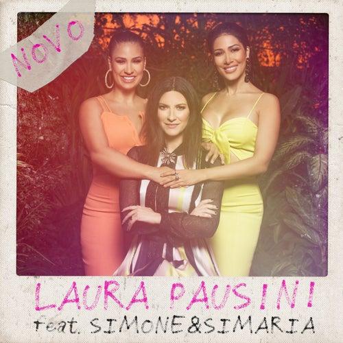 Novo (feat. Simone & Simaria) de Laura Pausini