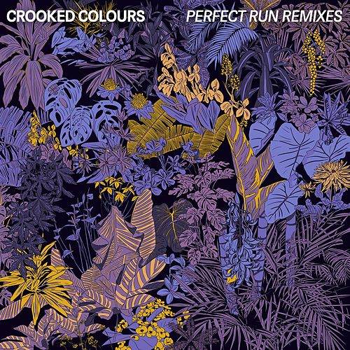 Perfect Run (Remixes) von Crooked Colours