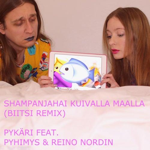 Shampanjahai kuivalla maalla (Biitsi Remix) by Pykäri
