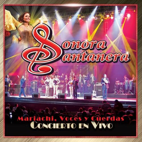 Mariachi, Voces y Cuerdas (Concierto En Vivo) de La Sonora Santanera