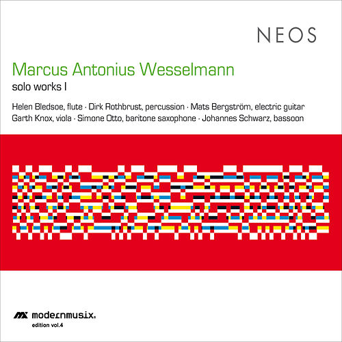Marcus Antonius Wesselmann: Solo Works I de Various Artists