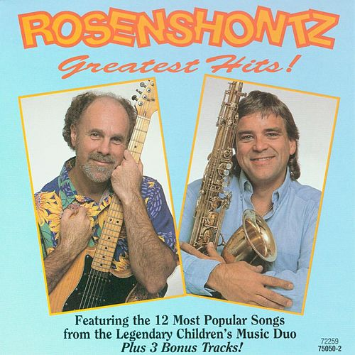 Greatest Hits! de Rosenshontz
