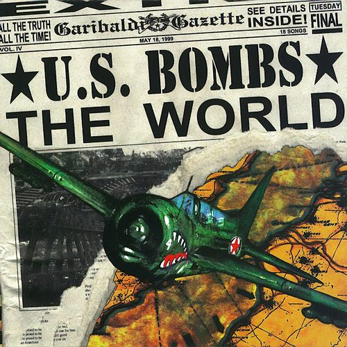 The World de U.S. Bombs