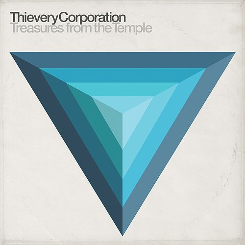Treasures from the Temple von Thievery Corporation