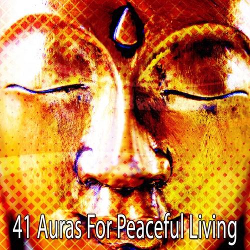 41 Auras For Peaceful Living de Meditación Música Ambiente
