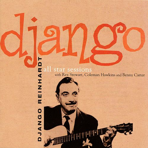 All Star Sessions de Django Reinhardt
