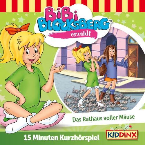 Kurzhörspiel - Bibi erzählt: Das Rathaus voller Mäuse von Bibi Blocksberg