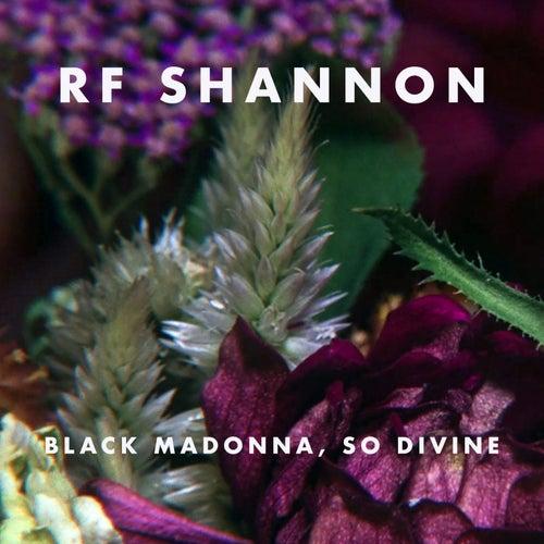 Black Madonna, so Divine by R.F. Shannon