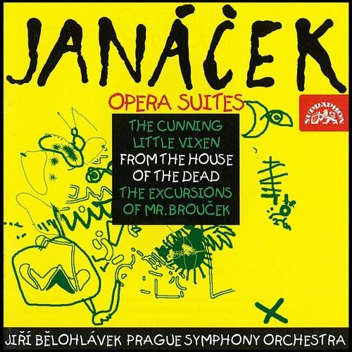 Janacek: Opera Suites de Prague Symphony Orchestra