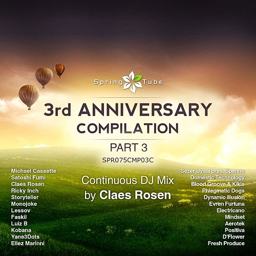 Spring Tube 3rd Anniversary Compilation. Part 3 von Various Artists