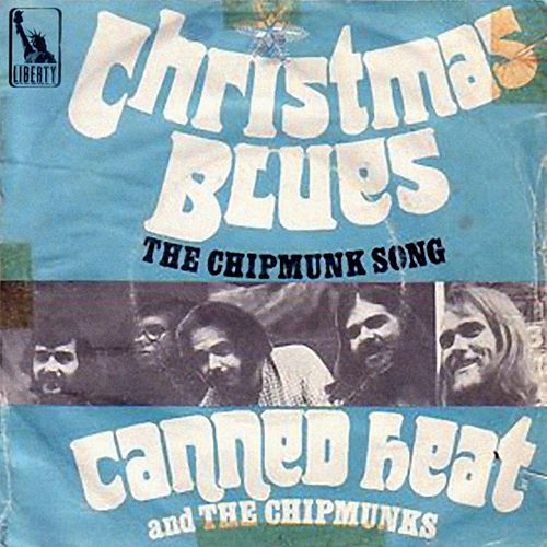 Christmas Blues by Canned Heat