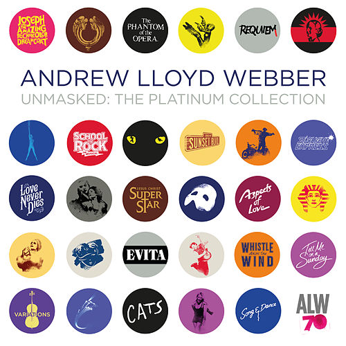 Unmasked: The Platinum Collection von Andrew Lloyd Webber