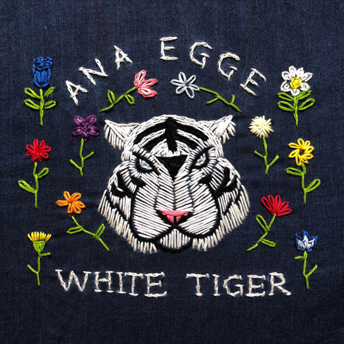 White Tiger by Ana Egge
