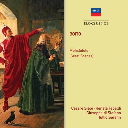 Boito: Mefistofele (Great Scenes) de Tullio Serafin