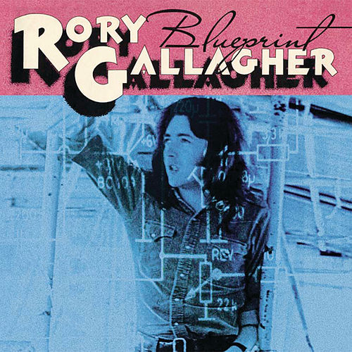 Blueprint (Remastered 2017) by Rory Gallagher
