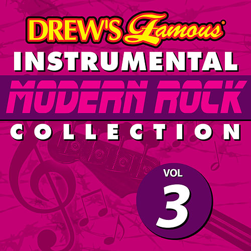 Drew's Famous Instrumental Modern Rock Collection Vol. 3 by Victory
