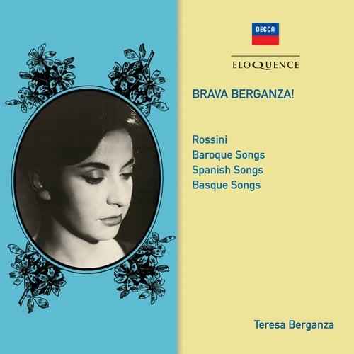 Brava Berganza! de Teresa Berganza