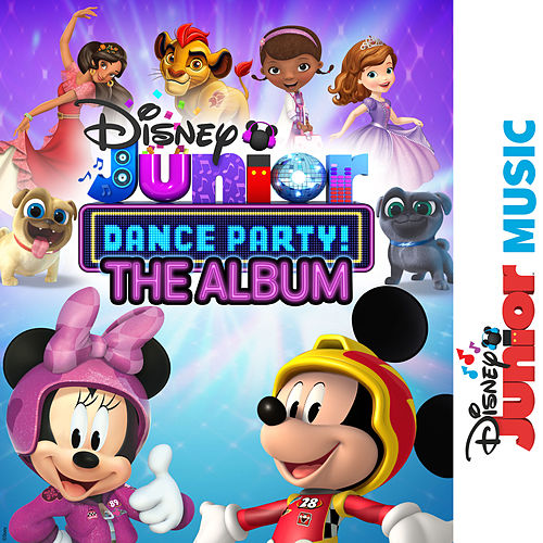 Disney Junior Music Dance Party! The Album by Various Artists