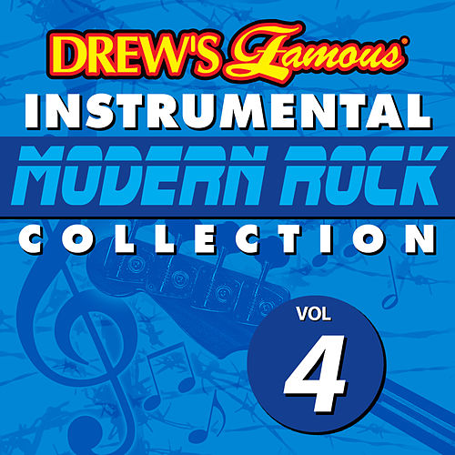 Drew's Famous Instrumental Modern Rock Collection Vol. 4 by Victory