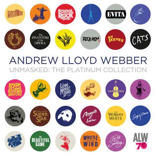 Unmasked: The Platinum Collection (Deluxe) von Andrew Lloyd Webber