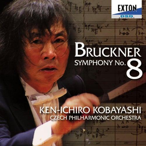Bruckner: Symphony No. 8, Ken-Ichiro Kobayashi (Cond) de Czech Philharmonic Orchestra