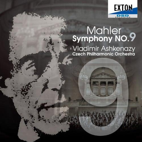 MAHLER: Symphony No. 9 de Czech Philharmonic Orchestra
